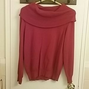 Drapers and Damon's Cowlneck Sweater